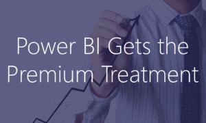 Power BI Premium Edition