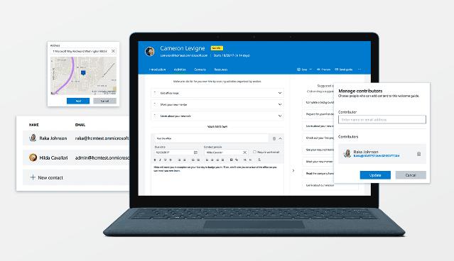 Talent Onboard App Microsoft Dynamics 365